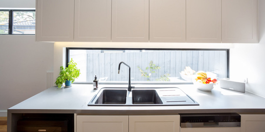 Bentleigh custom build kitchen