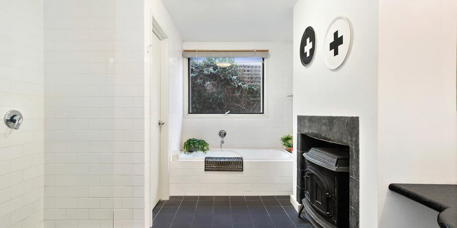 Camberwell home renovation bathroom