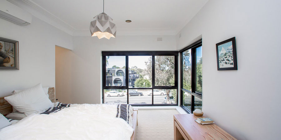 Ivanhoe East home bedroom renovation