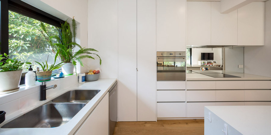 Ivanhoe East kitchen renovation project