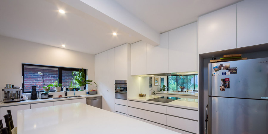 Ivanhoe East kitchen renovation